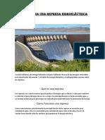 Como Funciona Una Represa Hidroeléctrica