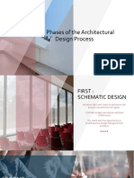 5 Phases of Architectural Design Process