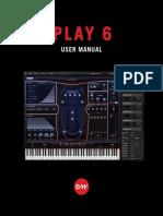 EW Play 6 User Manual