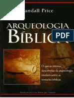 Arqueologia Bíblica - Randall Price