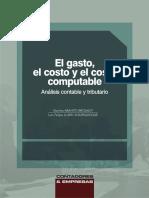 09 - El gasto, el costo y costo computable(1).pdf
