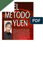 El Metodo Yuen Dr Kam Yuen