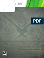 Halo- Reach Manual