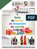 Economia & Finanças - Ed 537 - 21.12.18