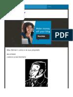 Max Stirner L'unico e le sue proprietà | Simonetti Walter.pdf