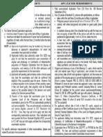Civil Service Exam 2019 Requirements