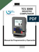 9000040 Rev 11 082316 TCS 3000 Manual de Programación Esp 7-10-17 (1)