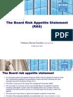 Board RAS Summary Template