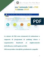 Programma Nazionale Esiti - PNE 2018