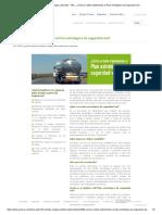 ARL SURA - Riesgos Laborales - ARL - ¿Cómo Se Debe Implementar El Plan Estratégico de Seguridad Vial