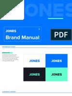 Jones Brandbook