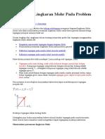 MOHR 2 Persamaan Lingkaran Mohr Pada Problem General
