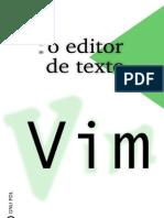 O Editor de Texto Vim