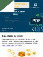 Tema 2 Introduccion Al BPMN - BIZAGI