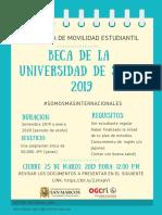 Beca Universidad de Soka