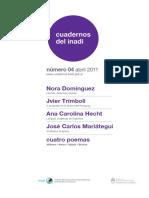 Cuadernos del INADI-lenguas argentinas