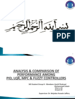 Optimization and control systems Presentation