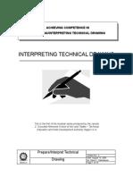 18470860 CBLM Interpreting Technical Drawing