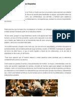 Historia de La Orquesta