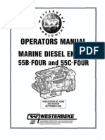 Marine Diesel Engine-Operator Manual