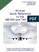 METAR and TAF codes afpam 11-238.pdf