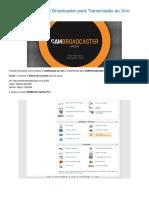 Configurando SAM Transmissões Ao Vivo - Centova Cast