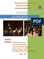 Introduccion a La Orquesta