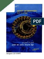 Le Goff Zh Drugoe Srednevekovye 2002