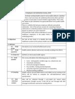 استبيان رضا الأطباء العاملين بمراكز الرعاية الصحية الأولية