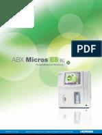 Micros Es60 Brochure 2015 Rev d Web