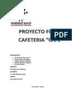 Proyecto Final de Marketing