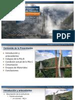 Investigacion Sobre Colapso Puente Chirajara