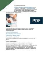 Control Administrativo de Los Tributos en Guatemala