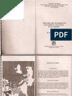 Romero 2000 Historia Del Pensamiento Economico