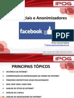 Módulo 5 - Redes Sociais e Anonimizadores