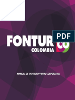 Marca Pais Manual de Identidad (Referencias) COLOMBIA