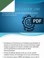 Mini Laser Cnc