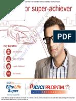 Elite Life Super Brochure