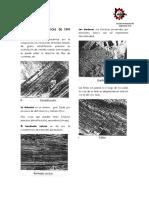 Estructura Geológicas de Tipo Planar