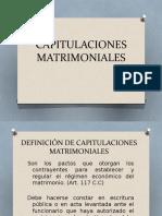 CAPITULACIONES MATRIMONIALES (1)