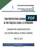 CFAA Commissioning