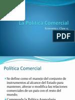 Clase 15. Política Comercial