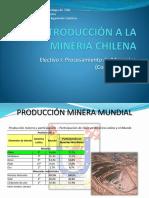 Introducción a La Minería Chilena