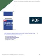 Mruv Movimiento Rectilíneo Uniformemente Variado Problemas Resueltos de Examen de Admisión a La Universidad PDF
