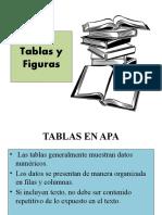 Tablas y Figuras