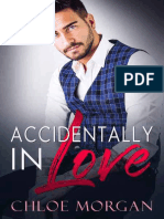 Accidentally in Love by Morgan Chloe