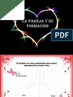 1 La Pareja y Su Formación 2019-2 Ppt