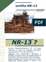 Apresentação NR 13