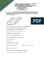 Trabajo Calculo Vectorial