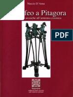 Nuccio D'Anna - Da Orfeo a Pitagora-Simmetria (Italian)